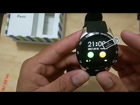 King Wear KW08 Smart Watch - Relógio inteligente