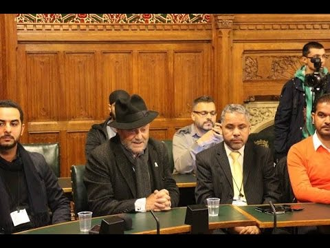 George Galloway MP addresses anti-Nato Libya event in British Parliament
