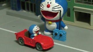 đồ chơi Doremon xe điều khiển từ xa Doraemon RC Car Toys 도라에몽 무선카 장난감