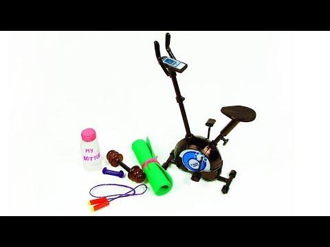 Велосипедное кресло для кукол