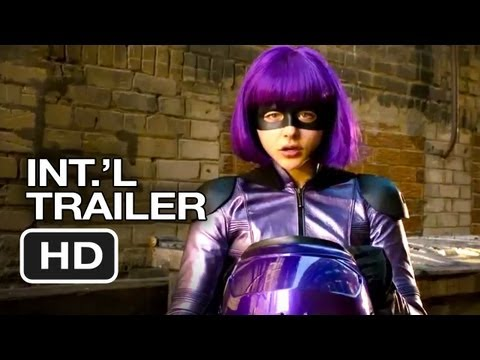 Kick-Ass 2 International TRAILER 1 (2013) - Chloe Moretz Movie HD