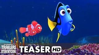 Procurando Dory Teaser Trailer Dublado (2016) HD