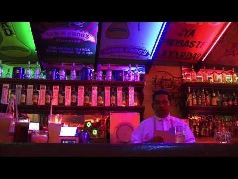 Recetas de bebidas : Cómo preparar un Huracán
