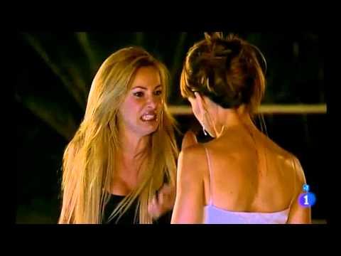 Ana y los siete capitulo 17 - Pelea entre Ana y Alexia