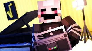Minecraft Five Nights At Freddy's Switch - THE MARIONETTE SONG! | Night 4 | Minecraft Roleplay
