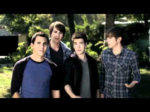 Big Time Rush -  I Know You Know  Music Video