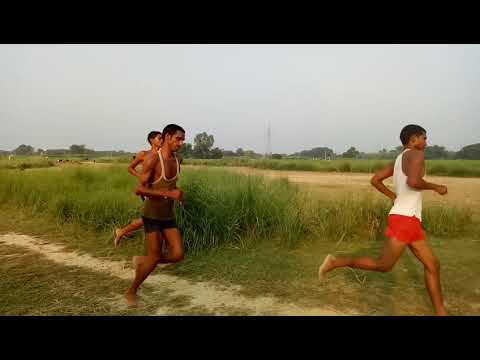 Indian army race practise in KAMAIPUR ground thumbnail