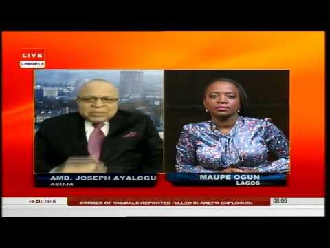Sunrise Daily: Focus On Nigeria-U.S Relations PT1     23/07/15