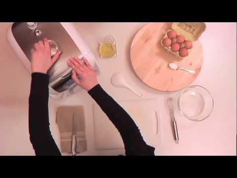 Chef  Plus - Tortilla de patata - Recetas robot de cocina