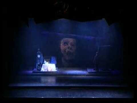 MICHEL ALTIERI DORIAN GRAY scena della MORTE (da vedere)