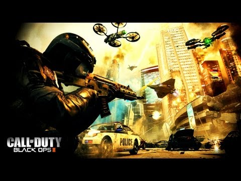 Call of Duty: Black Ops 2 Multiplayer Details + Links! (MW3 Gameplay)