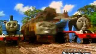 Thomas and the Magic Railroad Trailer Backwards 01:54