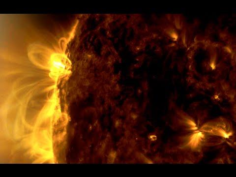 Space Weather, Mars, Lightning, Tropics | S0 News May.29.2016