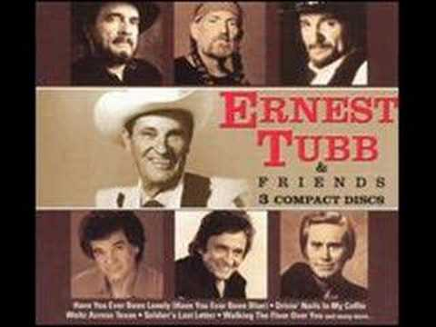 Ernest Tubb & Marty Robbins - JOURNEY'S  END Music Videos