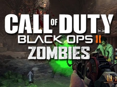 Black Ops 2 Buried Zombies Funny Moments – THE HEAD CHOPPER vs. THE CREW!