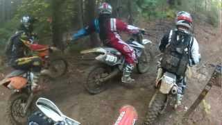 georgetown dirt bike trail ride swrd gopro honda crf450r
