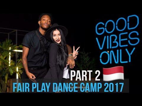VLOG | FAIR PLAY DANCE CAMP 2017 | Poland,Krakow🇵🇱 Part 2 | танцевальный лагерь