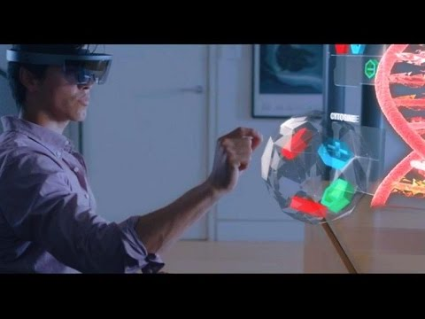 CNET Update - Microsoft gives us holograms with Windows 10