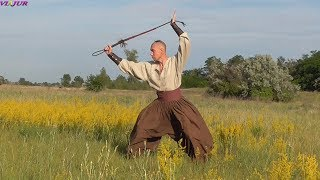 Cossack Ukraine. Whip (Interceptions), Hopak.