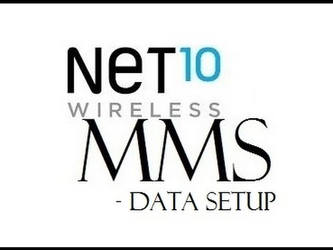 Net10 Internet/Web/Data Setup for iPhone 5 4s 4 3gs iOS 6
