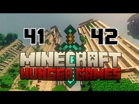 Minecraft-Hunger Games(Açlık Oyunları) - Enes ile Yiğit Bölüm 41-42
