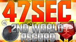 BO2 ☢ 3ND WORLD'S FASTEST NUCLEAR RECORD ☢ (47 SEC)