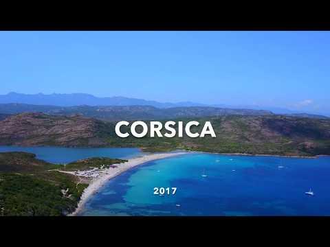 Corsica ripresa dal drone 2017 in 4K