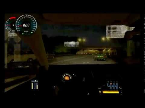 City Car Driving(3D Instructor 2.2.7 русский)-Quick Spin Around The City (Night+Rain)