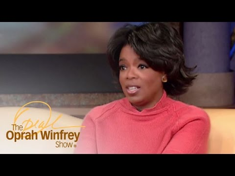 Oprah Gets Asked a Big Question | The Oprah Winfrey Show | Oprah Winfrey Network