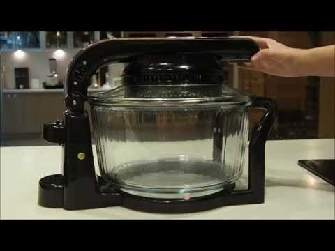 Halogen Cooking Pot
