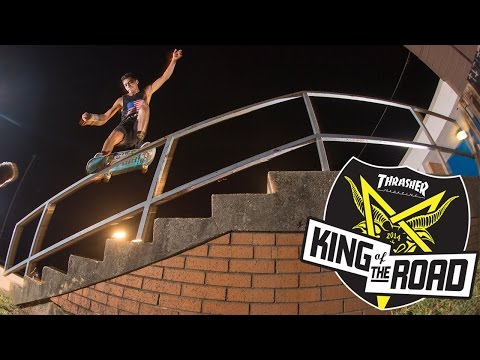 The hour is upon us! We present KOTR in all of its pee drinking, shit eating, booty twerking, hammer dropping, and point counting glory. Keep up with Thrasher Magazine here: http://www.thrashermag...