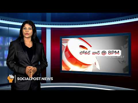 SocialPost News Promo | Local War @ 8 PM | Exclusively for Political | Socialpost Political Punch