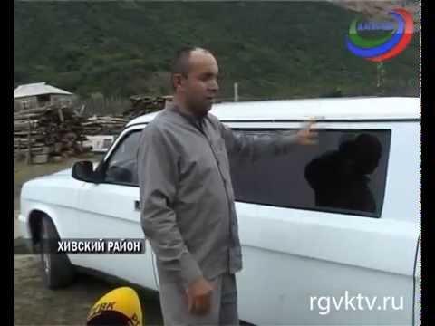 В Дагестане потомственный кузнец создает необычные автомобили