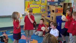 SAES - Kindergarten Mother's Day Play