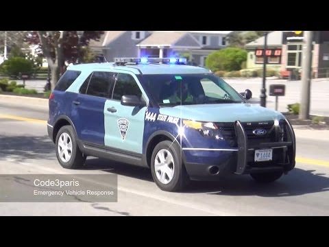 Medley Police Dept Ford Explorer Interceptor SUV HG2 Lighting Package How T