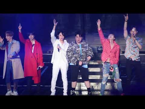 [Fancam] 171215 SUPER SHOW 7 Super Junior Charm Of Life + On And On + Super Duper 예성 Yesung Focus HD