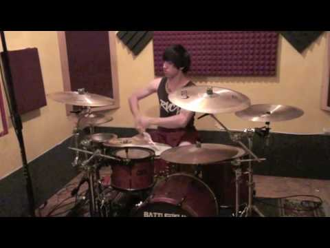 Oh, Sleeper - The Finisher *DRUMS ONLY* 7.22.10