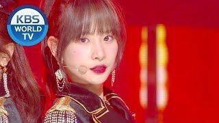 Wjsn 우주소녀 La La Love Music Bank 2019 01 18