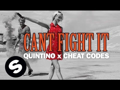 Quintino x Cheat Codes Can't Fight It retronew