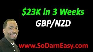 $23K in 3 Weeks - Forex Trading - So Darn Easy Forex