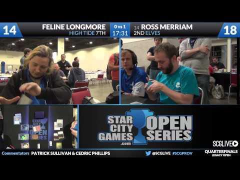 SCGPROV - Legacy - Quarterfinals - Feline Longmore vs Ross Merriam