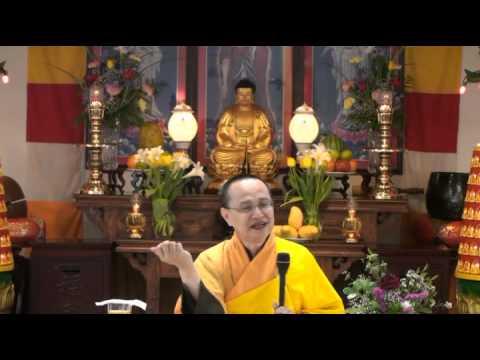 Thiện Xảo Về Các Tướng Niệm Phật
