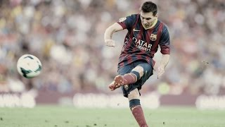 Lionel Messi - Best player ever [Never give up] |HD|