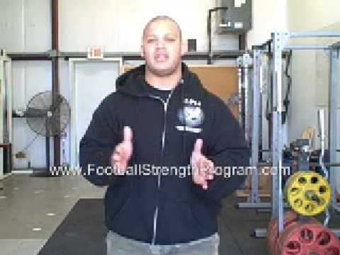 Power lifting, Body Building and Strongman Training For Sports Image 1