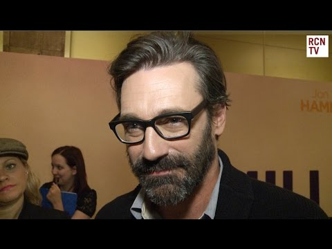 Mad Men Jon Hamm Interview - Don Draper & The Final Series