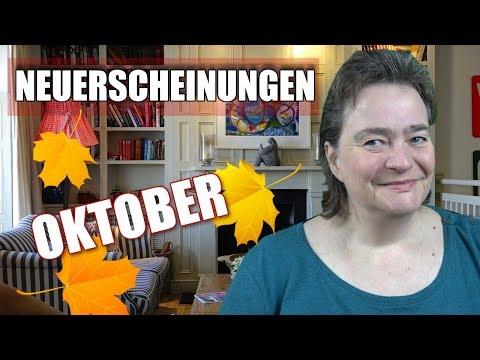 Neuerscheinungen  Oktober I Neue Bücher I Gute Bücher I Thriller I Romane
