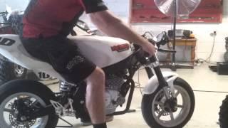 Mini gp Motorcycle 125cc 4 stroke