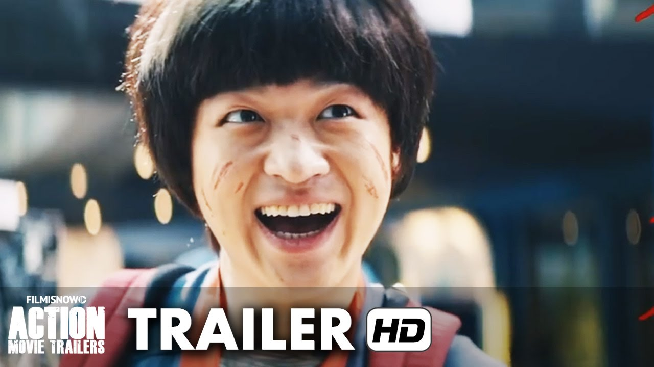LOST IN HONG KONG Official Trailer - Xu Zheng Martial Arts Action Movie [HD]