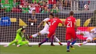 YA ME VOY - SOMOS UN DESASTRE - CHILE 7- MÉXICO 0 Copa América 2016