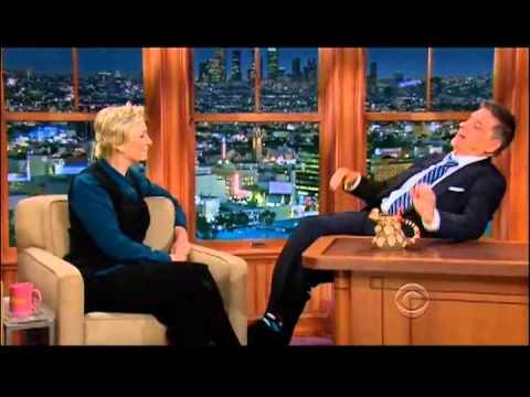 Craig Ferguson 6/26/14D Late Late Show Jane Lynch XD